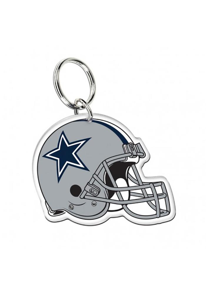 Dallas Cowboys Acrylic Keychain